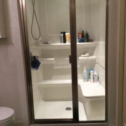 New-Town-Glass-Ltd-Framed-Shower-Glass-Installation
