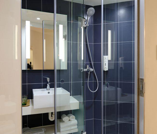 Glass shower doors for your bathroom