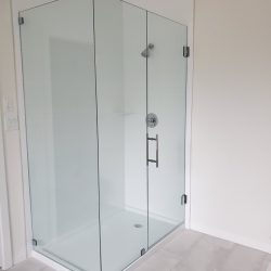 Residential Glass Shower Enclosure